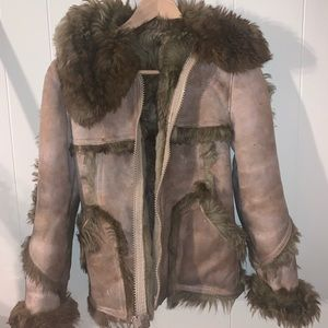 Piapa Ltd genuine sheepskin jacket